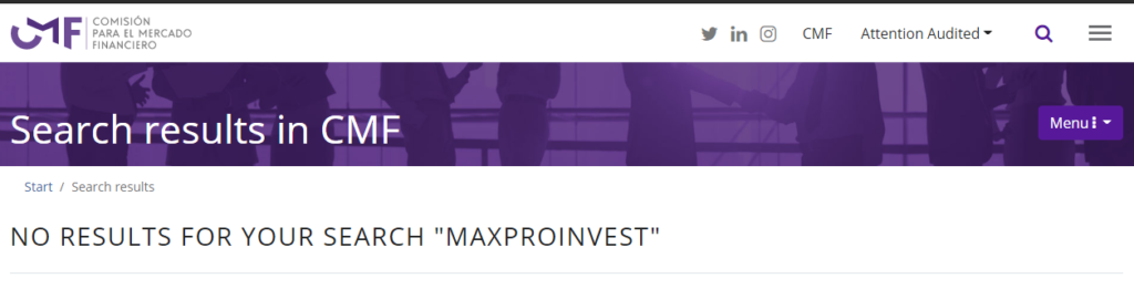 Maxproinvest Review: Maxproinvest.com is A Terrible Scam!